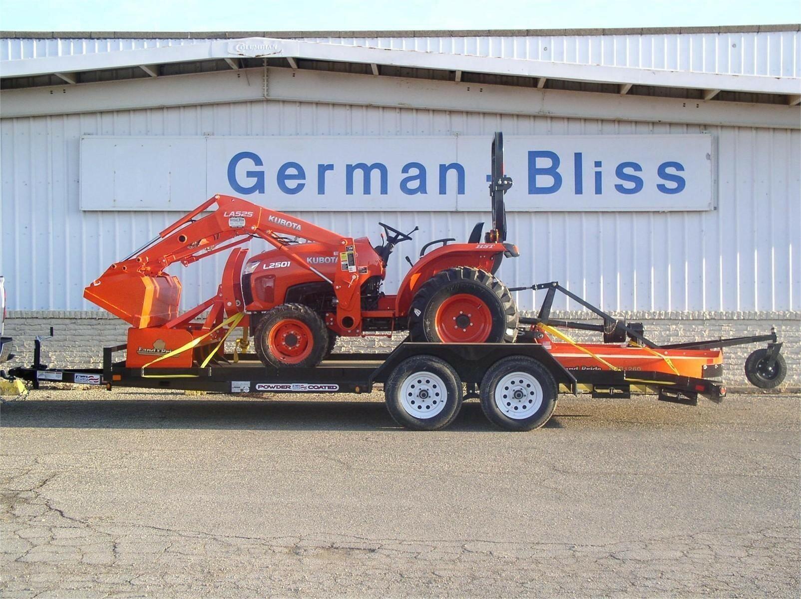 2021 Kubota L2501DT Tractor