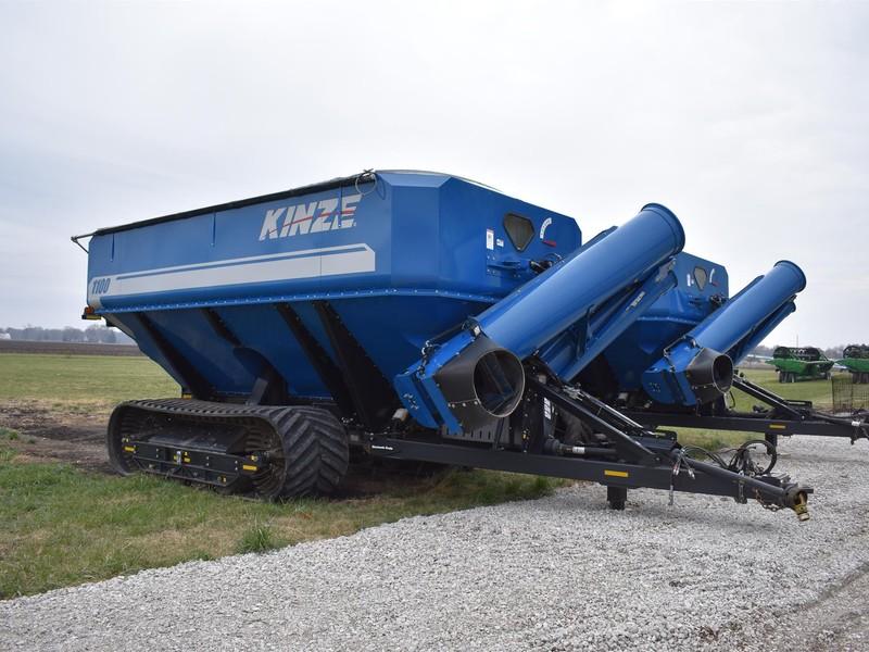 2012 Kinze 1100 Grain Cart