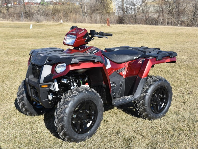 2018 Polaris Sportsman 570 SP ATVs and Utility Vehicle - Princeville ...