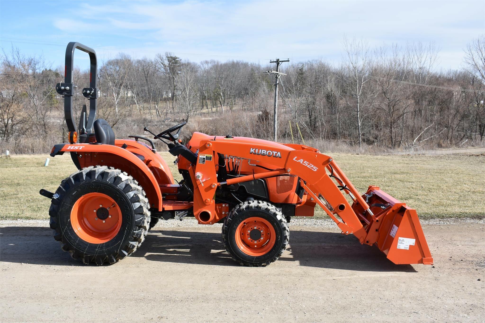 2021 Kubota L3901 Tractor