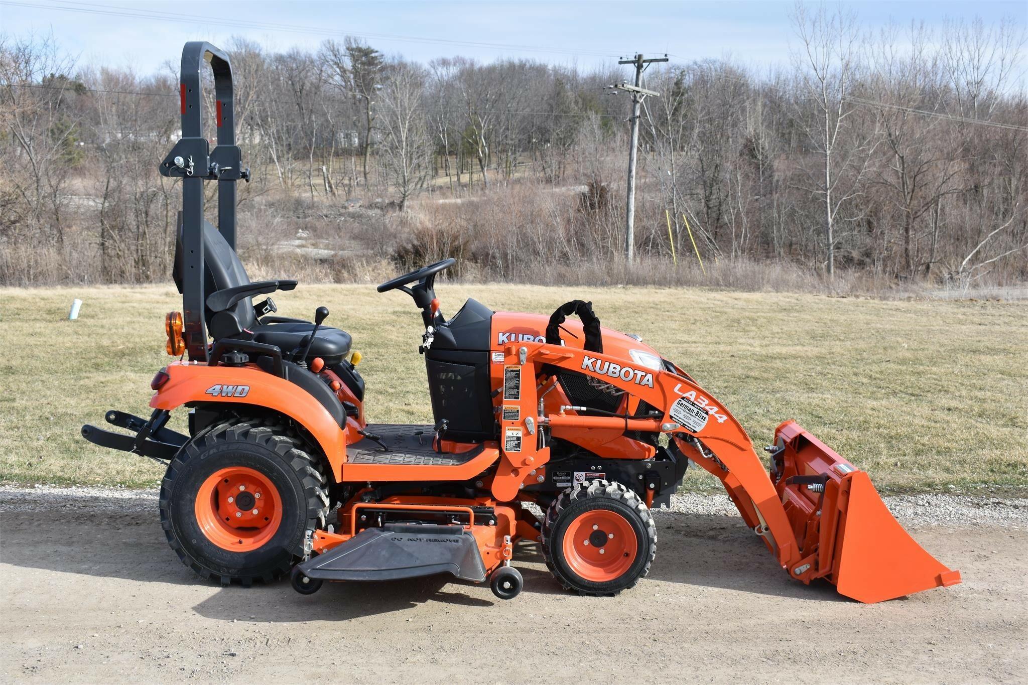 2021 Kubota BX2680 Tractor