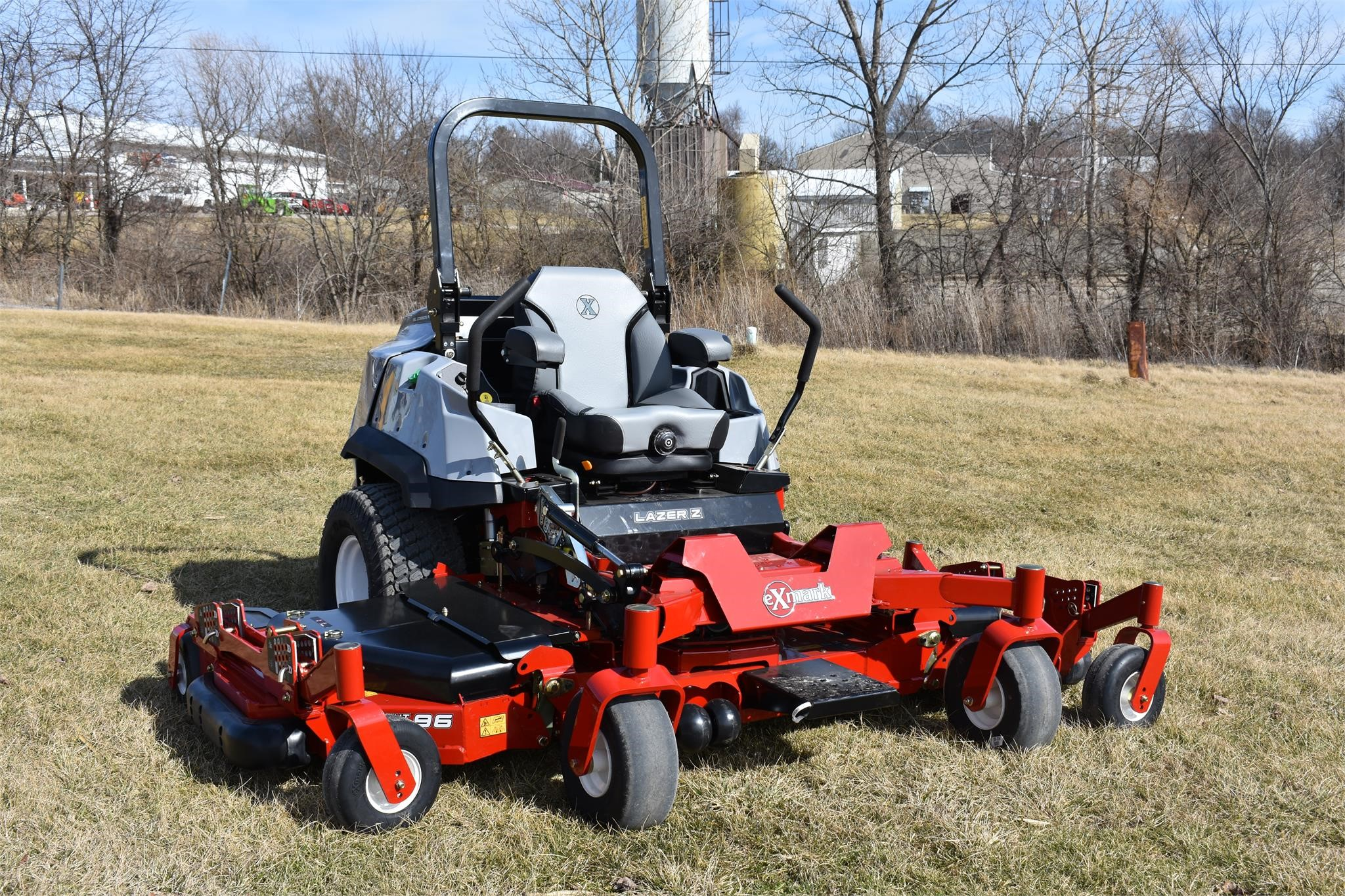 2021 Exmark LZS88CDYM96RW0 Lawn and Garden