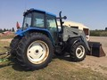 2002 New Holland TM125 Tractor