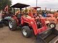 2006 Massey Ferguson 563 Tractor