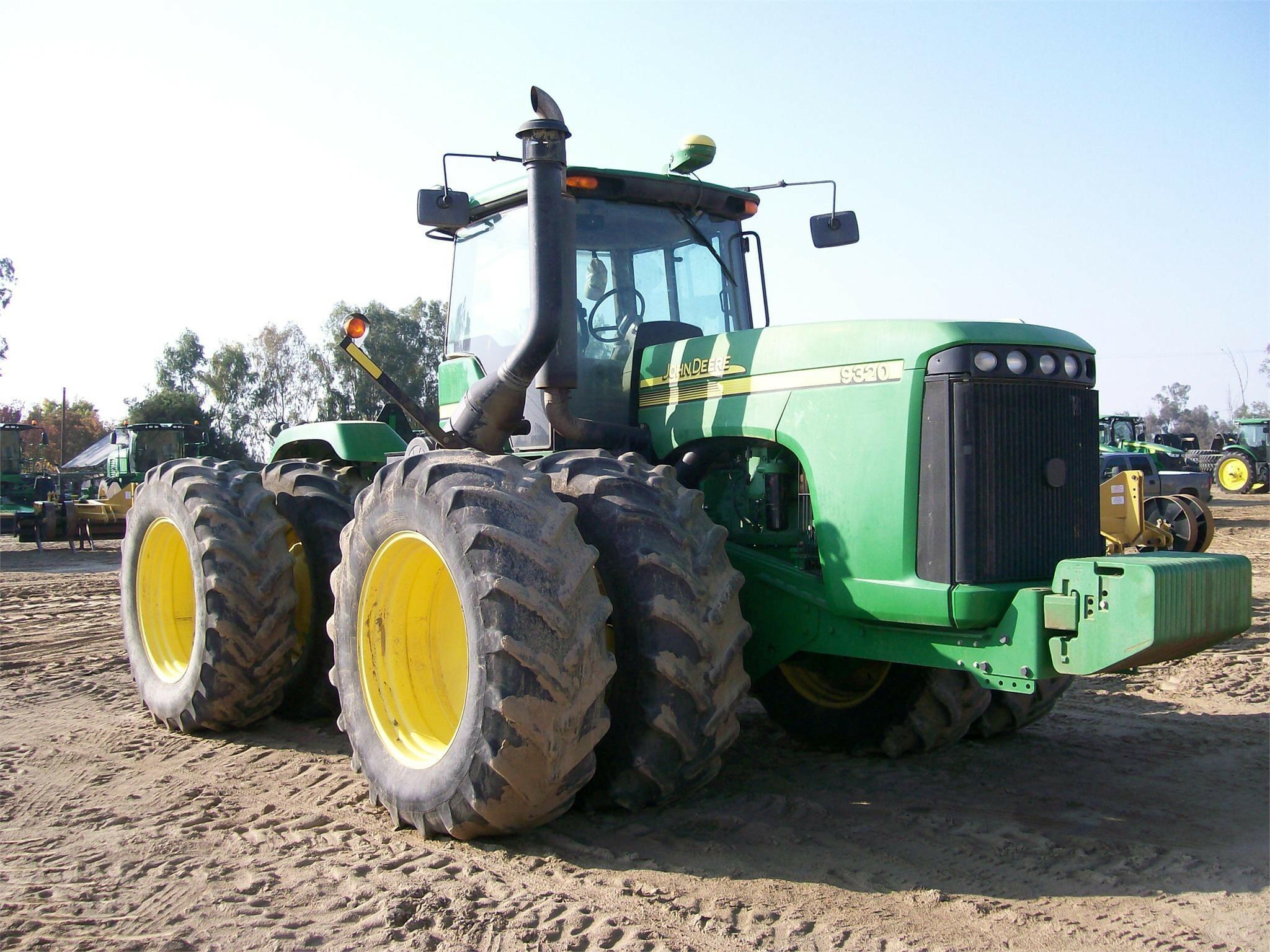 2007 John Deere 9320 Tractor