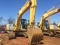 2006 New Holland E215 LC Excavators and Mini Excavator