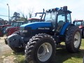 2001 New Holland TM165 Tractor