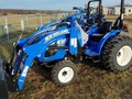 2017 New Holland Workmaster 35 Tractor