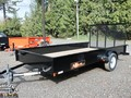 2018 Midsota UT8314 Flatbed Trailer