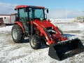 2009 Case IH FARMALL 50 CVT Front End Loader