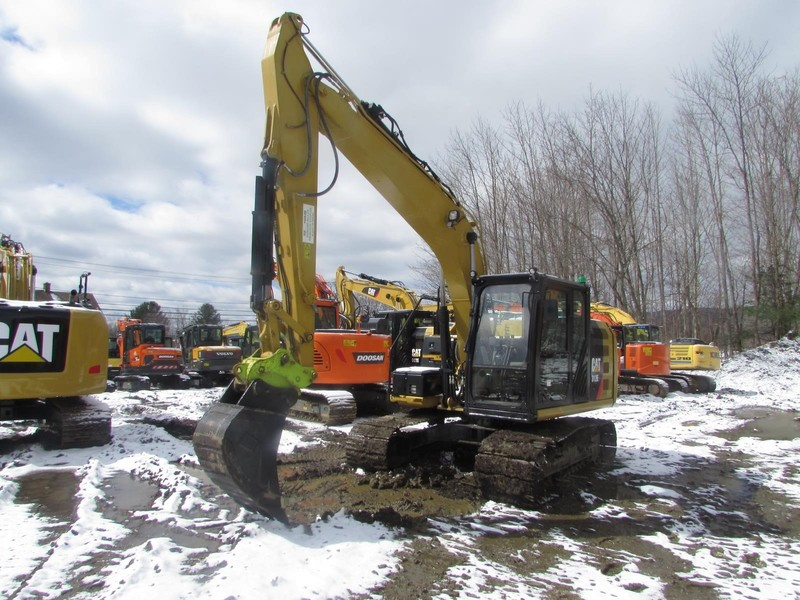 2014 Caterpillar 312E Excavators and Mini Excavator