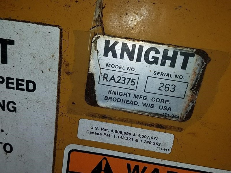 Knight 2375 Grinders and Mixer