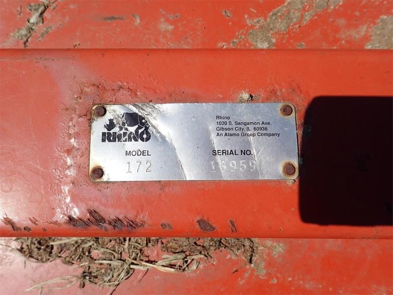 Rhino 172 Rotary Cutter