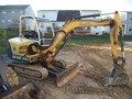 2001 Gehl GE342 Excavators and Mini Excavator