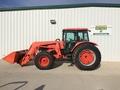 2013 Kubota M135X Tractor