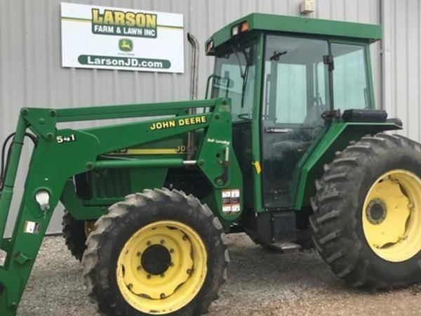 2000 John Deere 5410 Tractor