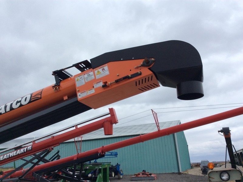 2018 Batco 1535FLTD Augers and Conveyor