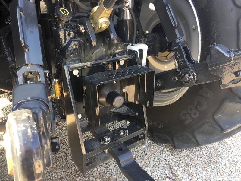 2017 Case IH Maxxum 125 Tractor