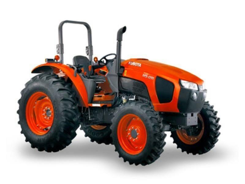 2020 Kubota M5-091 Tractor