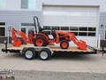 2018 Kubota B2301HSD Under 40 HP