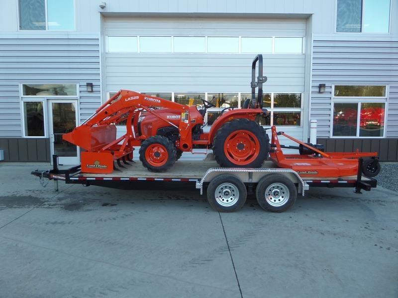 2019 Kubota L3301 Tractor