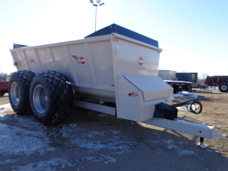 Kuhn Knight SLC150 Manure Spreader