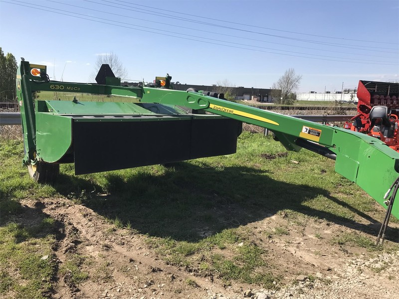 2014 John Deere 630 Mower Conditioner