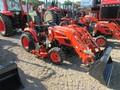2018 Kioti CK2510HST Tractor