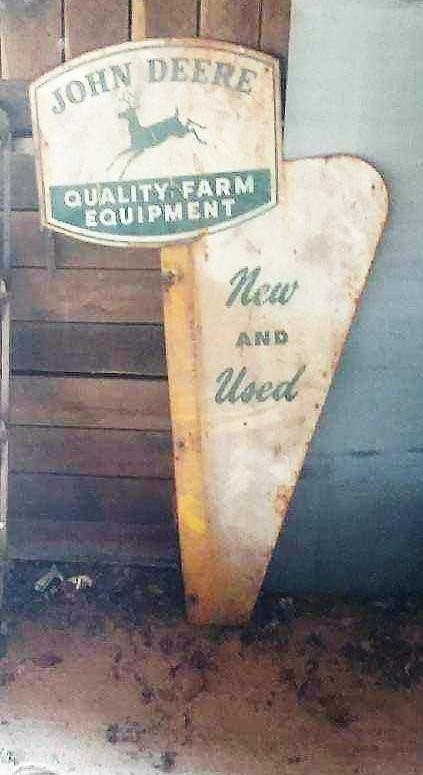 1949 John Deere SIGN Miscellaneous