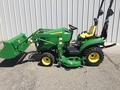 2012 John Deere 1023E Tractor