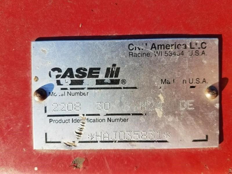 2004 Case IH 2208 Corn Head
