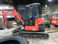 2013 Kubota U35-4 Excavators and Mini Excavator