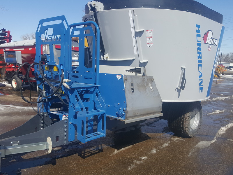 2018 Penta 4130 Grinders and Mixer