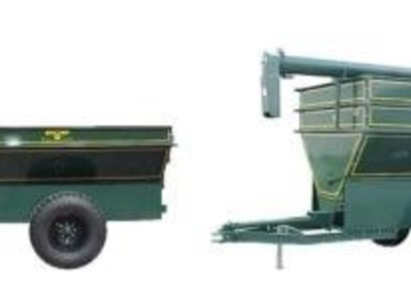 2018 Grain-O-Vator 10 Series Feed Wagon