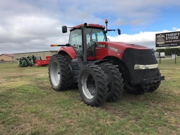 2011 Case IH Magnum 315 Tractor