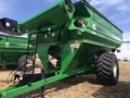 2015 J&M 1051 Grain Cart