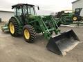 2011 John Deere 6130D Tractor