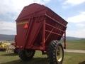 Sunflower 8010-750 Forage Wagon
