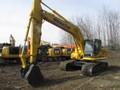 2013 Komatsu PC210 LC Excavators and Mini Excavator