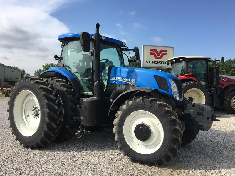 2015 New Holland T7.245 Tractor