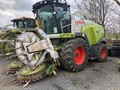 2014 Claas Jaguar 940 Self-Propelled Forage Harvester