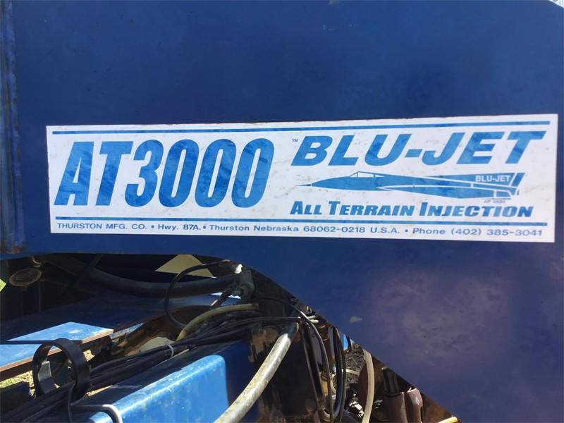 Blu-Jet AT3000 Toolbar