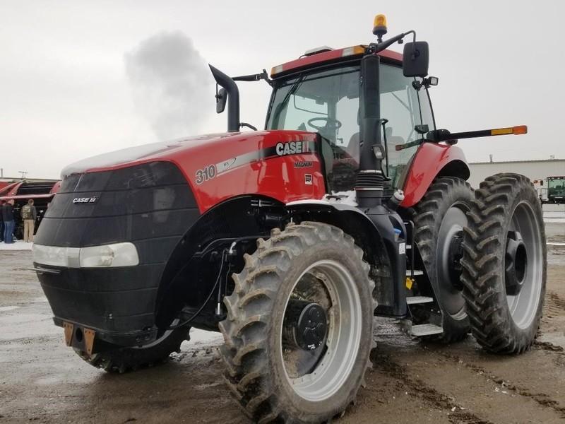 2014 Case IH Magnum 310 Tractor