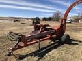 1986 Case IH 881 Pull-Type Forage Harvester