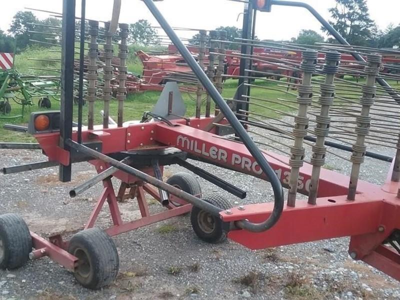 Miller Pro 1350 Rake