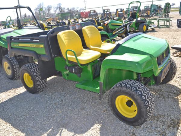 2016 John Deere Gator TX ATVs and Utility Vehicle