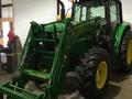2014 John Deere 6115M Tractor