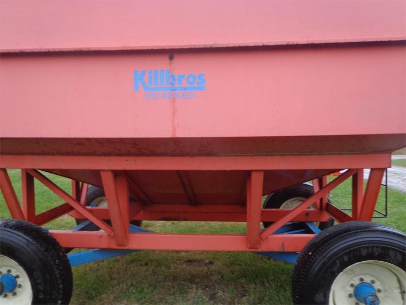 2000 Killbros 385 Gravity Wagon
