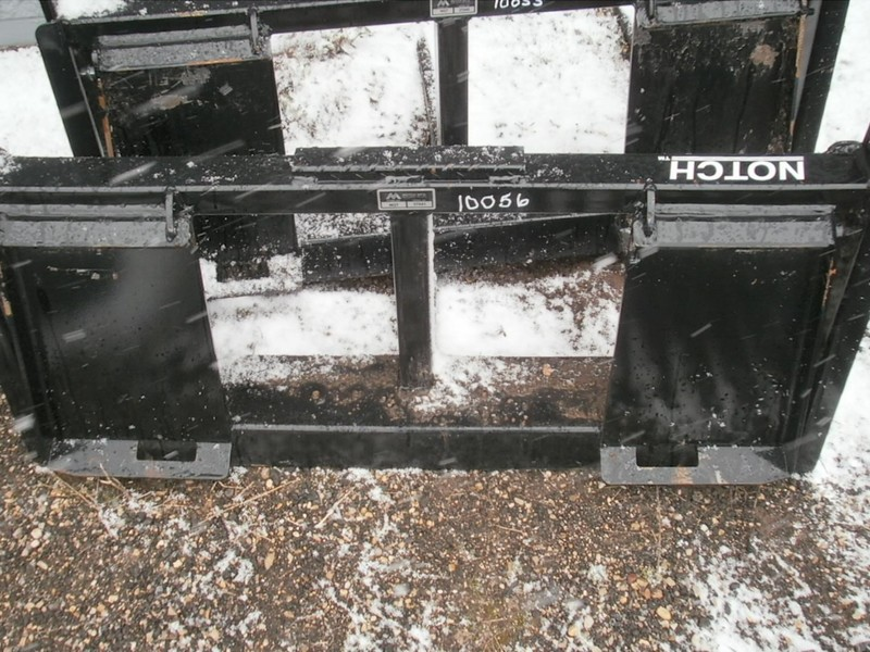 Notch NQT32 Loader and Skid Steer Attachment