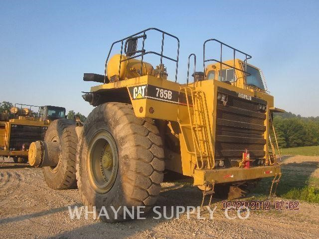 1995 Caterpillar 785B Forestry and Mining